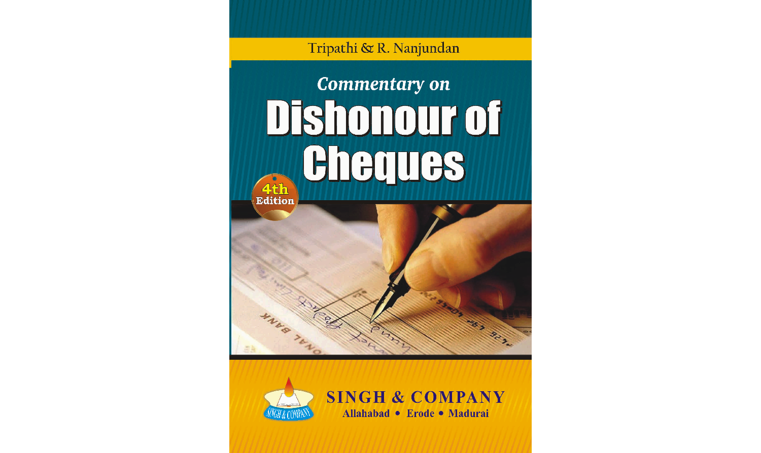 Commentary on Dishonour of  Cheques