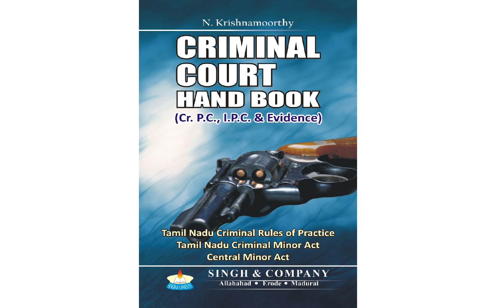 Criminal Court Hand Book