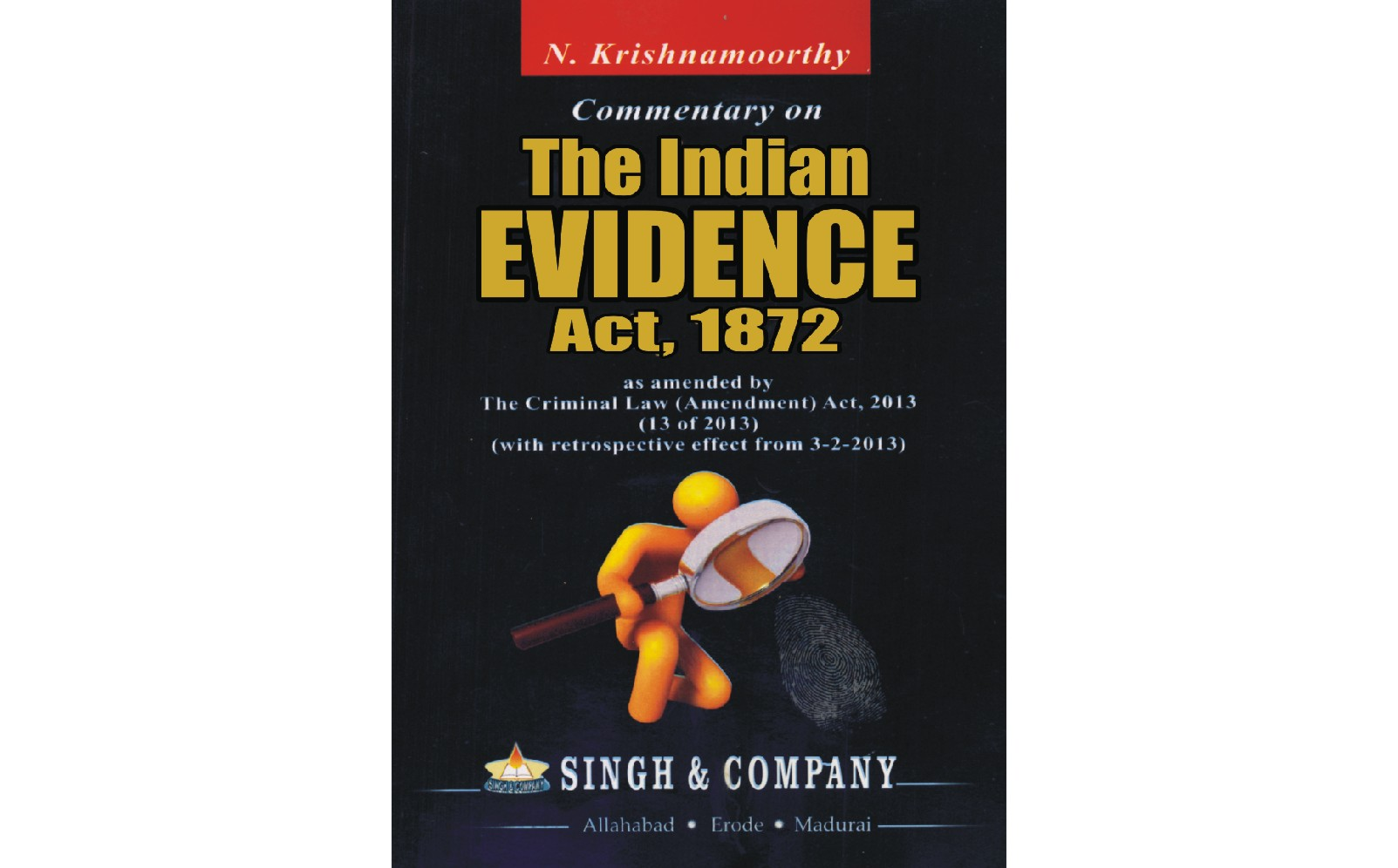 The Indian Evidence Act,1872